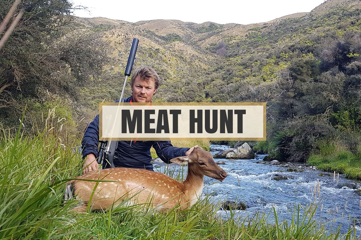 Meat Hunt Queenstown Wanaka